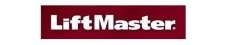 "alt=""logo for Liftmaster Garage Door openers which Five Star Doors Installs, fixes and sells parts for from their Farmington Michigan location."""