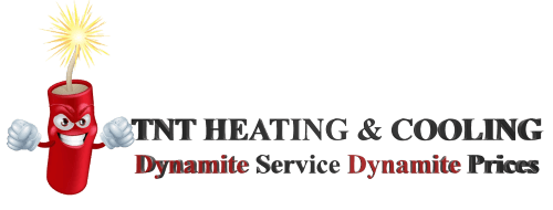 "alt="" tnt heating and cooling logo which does hvac residential repairs in south lyon, brighton, northville and Novi Mi."""